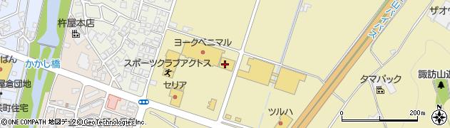 山形県上山市仙石梅ノ木778周辺の地図