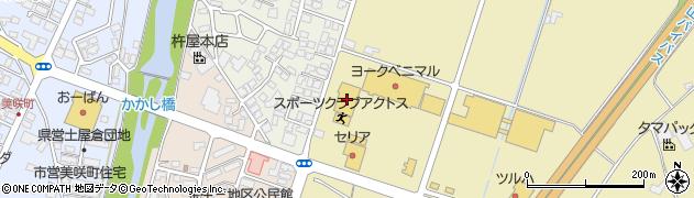 山形県上山市仙石791周辺の地図