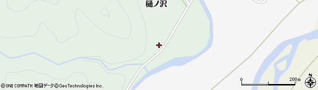 山形県西置賜郡小国町樋ノ沢39周辺の地図