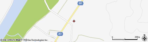 山形県西置賜郡小国町五味沢607周辺の地図
