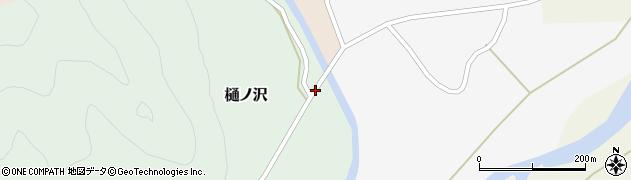山形県西置賜郡小国町樋ノ沢69周辺の地図