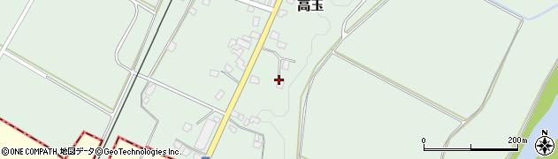 山形県西置賜郡白鷹町高玉883周辺の地図