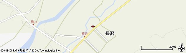 山形県西置賜郡小国町長沢326周辺の地図