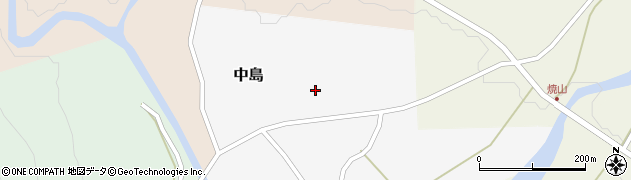 山形県西置賜郡小国町中島39周辺の地図