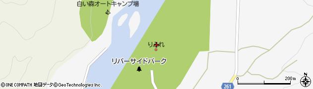 山形県西置賜郡小国町五味沢513周辺の地図