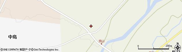 山形県西置賜郡小国町焼山39周辺の地図