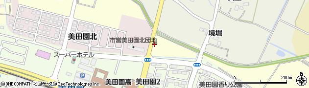 宮城県名取市下増田(飯塚)周辺の地図