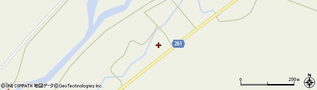 山形県西置賜郡小国町長沢248周辺の地図