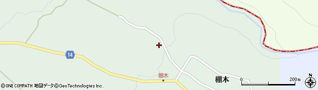 山形県上山市小倉棚木1146周辺の地図