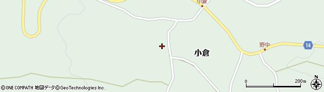 山形県上山市小倉577周辺の地図