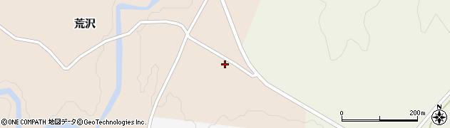 山形県西置賜郡小国町荒沢15周辺の地図