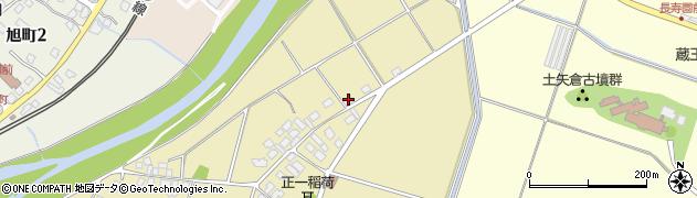 山形県上山市泉川12周辺の地図