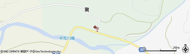 山形県西置賜郡小国町驚30周辺の地図