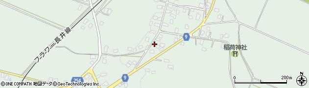 山形県西置賜郡白鷹町高玉1058周辺の地図