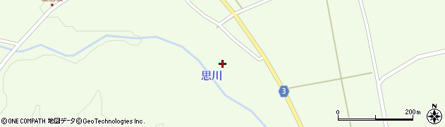 山形県西置賜郡白鷹町畔藤北部三周辺の地図