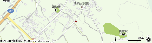 山形県西置賜郡白鷹町畔藤2008周辺の地図