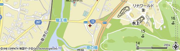山形県上山市金瓶原219周辺の地図