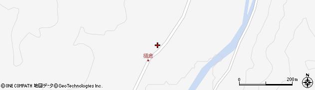 山形県西置賜郡小国町五味沢297周辺の地図