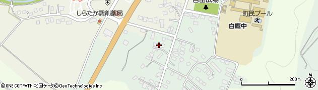 山形県西置賜郡白鷹町荒砥乙1225周辺の地図