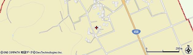 山形県上山市久保手4044周辺の地図