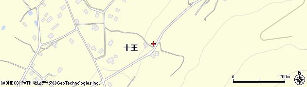 山形県西置賜郡白鷹町十王1089周辺の地図