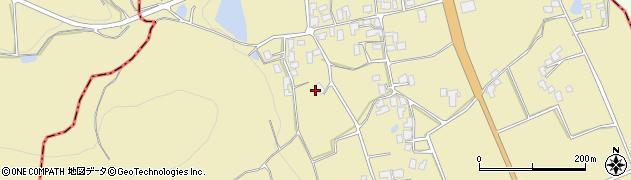 山形県上山市久保手3404周辺の地図