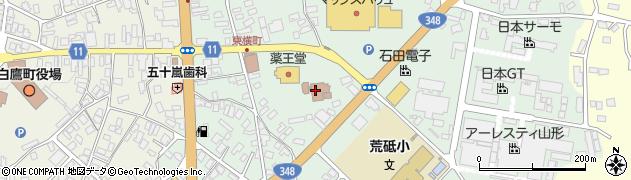 山形県西置賜郡白鷹町荒砥乙555周辺の地図