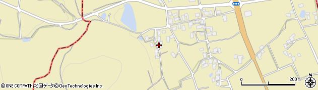山形県上山市久保手4063周辺の地図