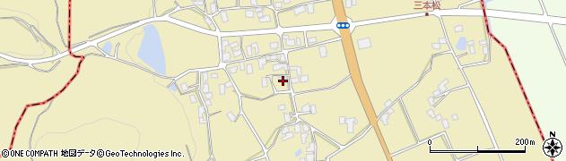 山形県上山市久保手3246周辺の地図