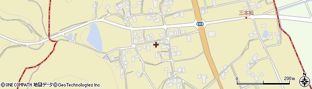 山形県上山市久保手3240周辺の地図