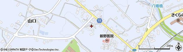 山形県西置賜郡白鷹町鮎貝1127周辺の地図