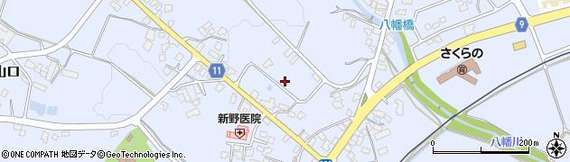 山形県西置賜郡白鷹町鮎貝1114周辺の地図