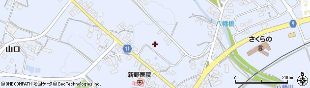 山形県西置賜郡白鷹町鮎貝1236周辺の地図