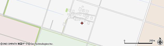 新潟県村上市大塚周辺の地図