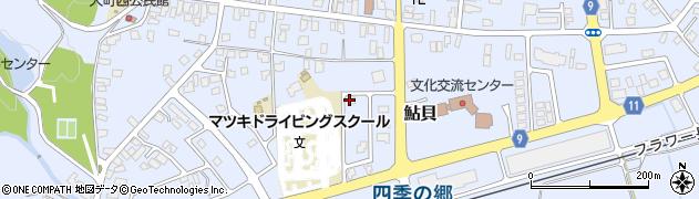 山形県西置賜郡白鷹町鮎貝7251周辺の地図