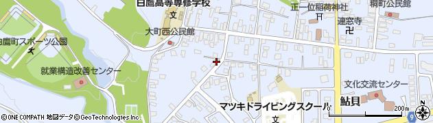山形県西置賜郡白鷹町鮎貝2218周辺の地図