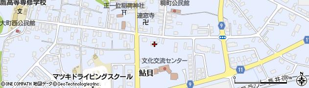 山形県西置賜郡白鷹町鮎貝2368周辺の地図