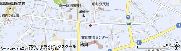 山形県西置賜郡白鷹町鮎貝2369周辺の地図