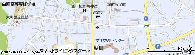 山形県西置賜郡白鷹町鮎貝2361周辺の地図