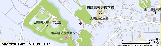 山形県西置賜郡白鷹町鮎貝2229周辺の地図