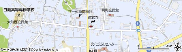 山形県西置賜郡白鷹町鮎貝3246周辺の地図