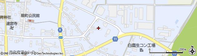 山形県西置賜郡白鷹町鮎貝2833周辺の地図