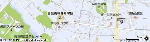 山形県西置賜郡白鷹町鮎貝2308周辺の地図