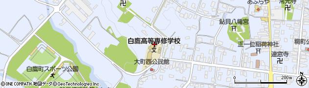 山形県西置賜郡白鷹町鮎貝3434周辺の地図