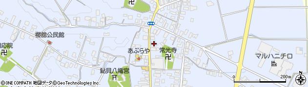 山形県西置賜郡白鷹町鮎貝3266周辺の地図