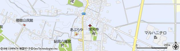 山形県西置賜郡白鷹町鮎貝3268周辺の地図
