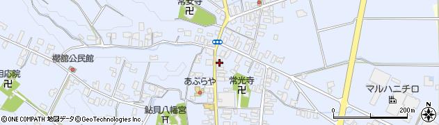 山形県西置賜郡白鷹町鮎貝3269周辺の地図
