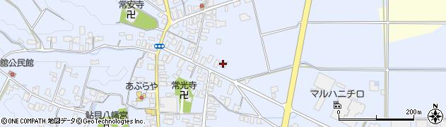 山形県西置賜郡白鷹町鮎貝3872周辺の地図