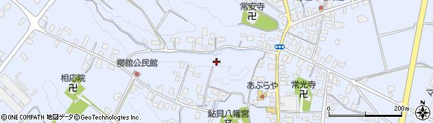 山形県西置賜郡白鷹町鮎貝3326周辺の地図