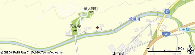 山形県西置賜郡白鷹町十王4065周辺の地図